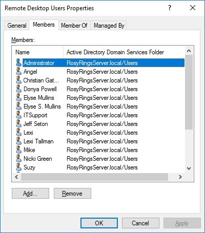 Installing RDP Licensing on a Workgroup (Non-domain) 2016